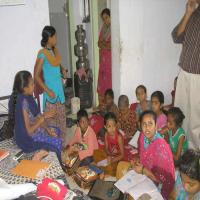 Education Kit Distribution to Slum Children