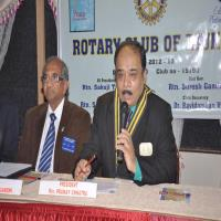Rotary Installation meet